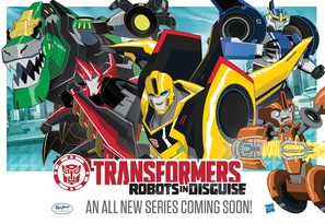 """Transformers: Robots in Disguise"""