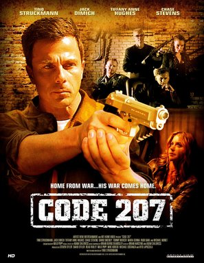 Code 207 - Movie Poster (thumbnail)