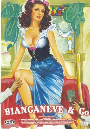 Biancaneve & Co... - Italian DVD movie cover (thumbnail)