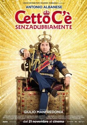 Cetto c'è senzadubbiamente - Italian Movie Poster (thumbnail)