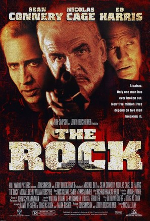 The Rock - Movie Poster (thumbnail)