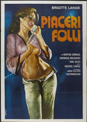 Suprêmes jouissances - Italian Theatrical poster (thumbnail)