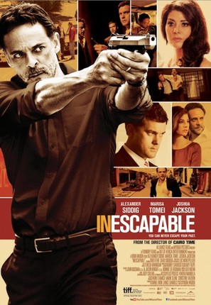 Inescapable - Canadian Movie Poster (thumbnail)