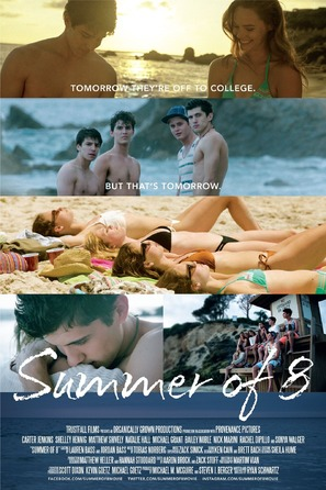Summer of 8 - Movie Poster (thumbnail)