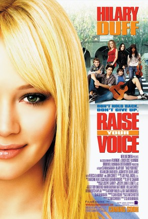 Raise Your Voice - poster (thumbnail)