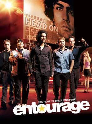 """""""Entourage"""" - poster (thumbnail)"""
