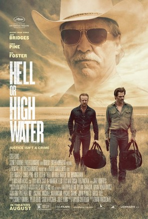 Hell or High Water - Movie Poster (thumbnail)