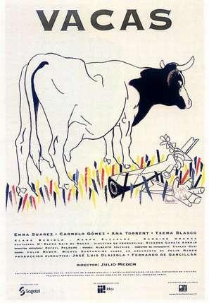 Vacas - Spanish Movie Poster (thumbnail)