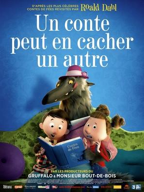 Un conte peut en cacher un autre - French Movie Poster (thumbnail)