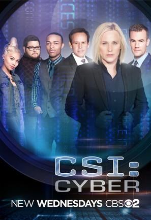 """CSI: Cyber"" - Movie Poster (thumbnail)"