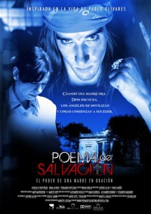 Poema de salvación - Argentinian Movie Poster (thumbnail)
