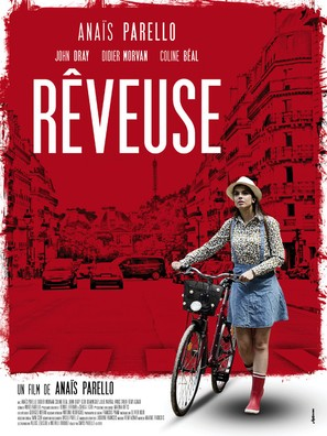 Rêveuse - French Movie Poster (thumbnail)