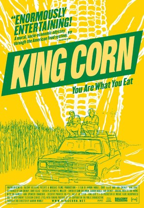 King Corn - Movie Poster (thumbnail)
