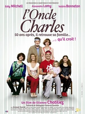 L'oncle Charles - French Movie Poster (thumbnail)