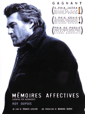 Mémoires affectives - Canadian Movie Poster (thumbnail)