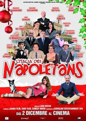 Napoletans - Italian Movie Poster (thumbnail)