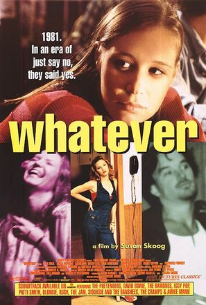 Whatever - Movie Poster (thumbnail)