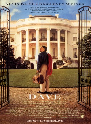 Dave - Movie Poster (thumbnail)