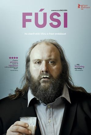 Fúsi - Icelandic Movie Poster (thumbnail)