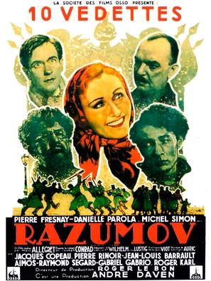 Razumov: Sous les yeux d'occident