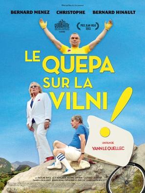 Le quepa sur la vilni! - French Movie Poster (thumbnail)