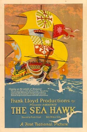 The Sea Hawk - Movie Poster (thumbnail)
