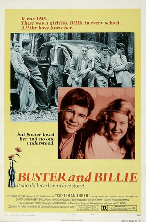 Buster and Billie - Movie Poster (thumbnail)