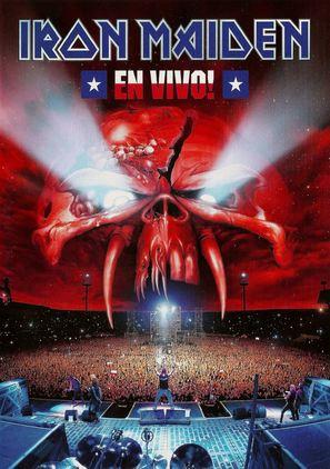 Iron Maiden: En Vivo! - DVD cover (thumbnail)