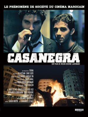 Casanegra - French Movie Poster (thumbnail)