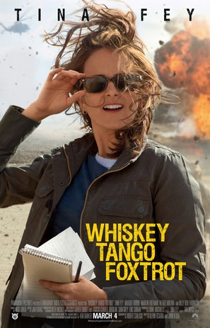 Whiskey Tango Foxtrot - Movie Poster (thumbnail)