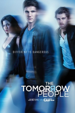 """""""The Tomorrow People"""" - Movie Poster (thumbnail)"""
