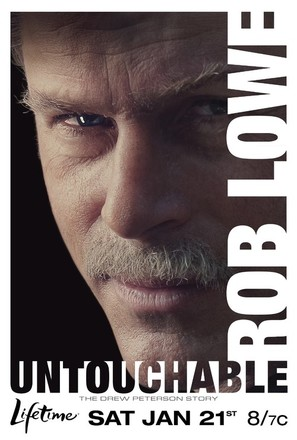 Drew Peterson: Untouchable - Movie Poster (thumbnail)