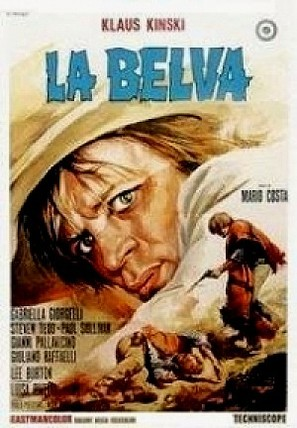 La belva - Italian Movie Poster (thumbnail)