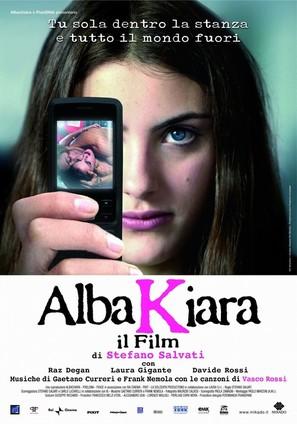 Albakiara - Italian Movie Poster (thumbnail)