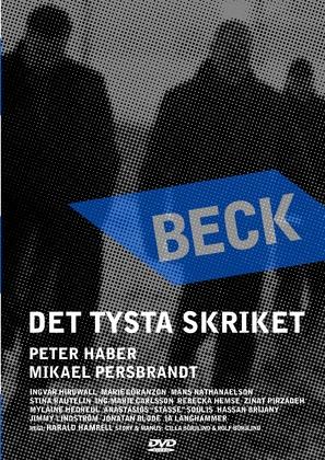 """""""Beck"""" Det tysta skriket - Swedish poster (thumbnail)"""
