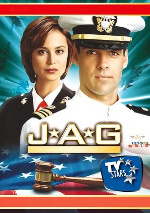 """""""JAG"""" - British Movie Cover (thumbnail)"""