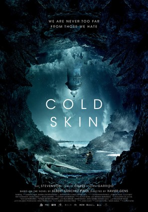Cold Skin - Movie Poster (thumbnail)