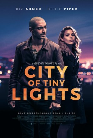 City of Tiny Lights - British Movie Poster (thumbnail)