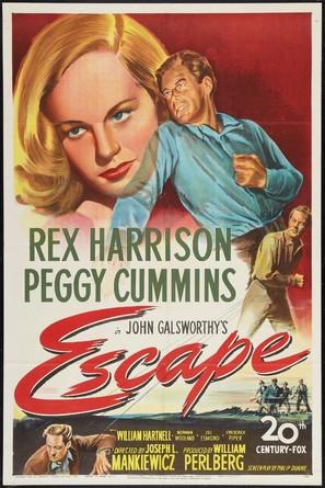 Escape - Movie Poster (thumbnail)