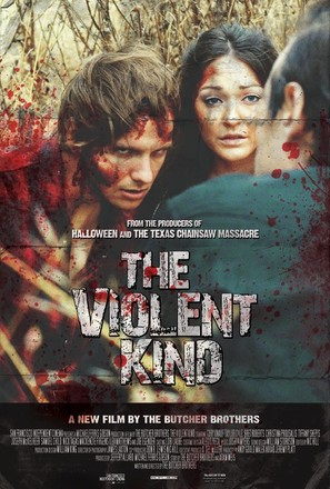 The Violent Kind - Movie Poster (thumbnail)