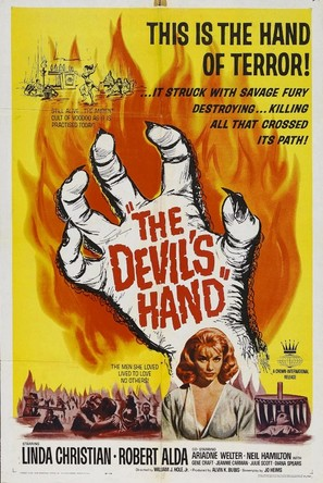 The Devil's Hand - Movie Poster (thumbnail)