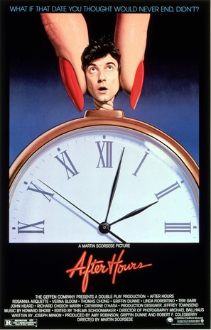After Hours - Movie Poster (thumbnail)