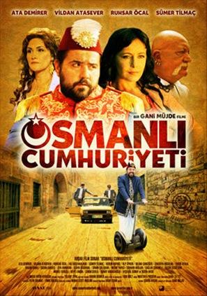 Osmanli cumhuriyeti - Turkish Movie Poster (thumbnail)