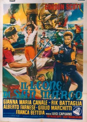 Il leone di San Marco - Italian Movie Poster (thumbnail)