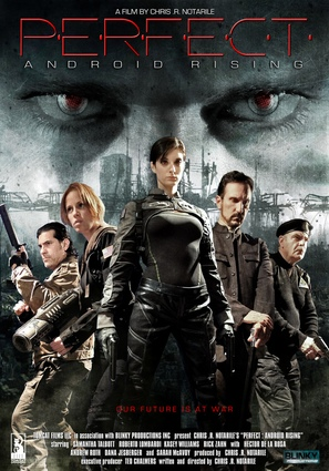 Perfect: Android Rising - Movie Poster (thumbnail)