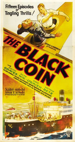 The Black Coin - Movie Poster (thumbnail)