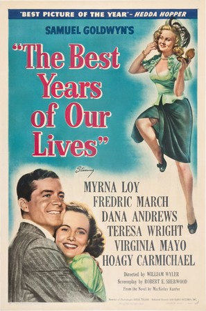 The Best Years of Our Lives - Movie Poster (thumbnail)