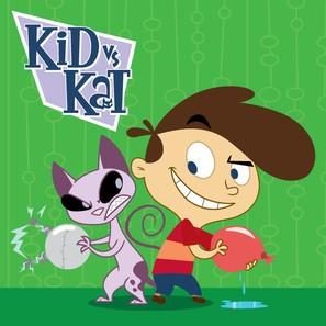 """Kid vs. Kat"" - British Movie Cover (thumbnail)"