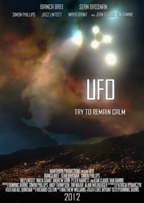U.F.O. - British Movie Poster (thumbnail)
