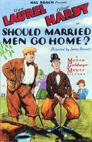 Should Married Men Go Home? - Movie Poster (thumbnail)